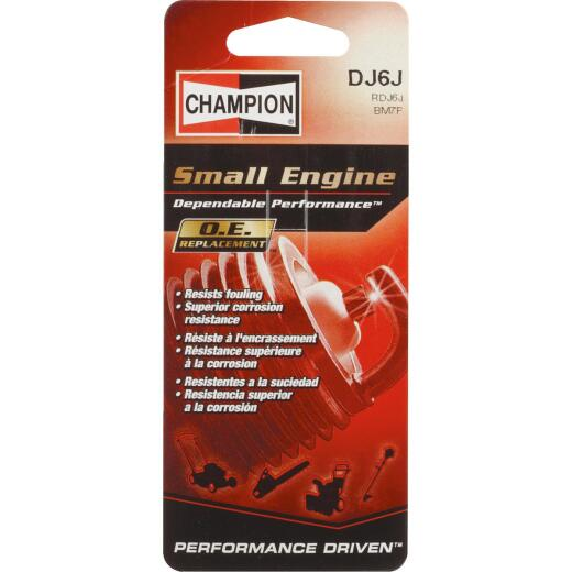 Champion DJ6J Copper Plus Chainsaw Spark Plug
